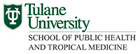 Tulane University School of Public Health and Tropical Medicine logo