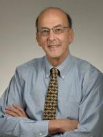 Headshot of Fogarty Director Dr Roger I Glass.