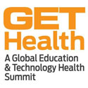 Logo for GETHealth: A Global Education and Technology Health Summit