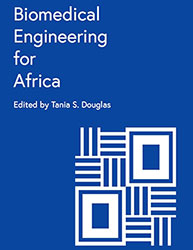 Cover: Biomedical Engineering for Africa book.