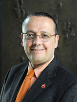 Headshot of Dr. Marcos Espinal