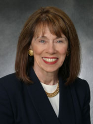 Headshot of NINR Director Dr Patricia A Grady