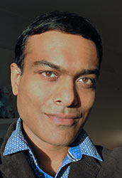Headshot of Dr. Jerome Singh.