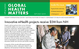 Part of the Global Health Matters newsletter