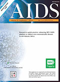Cover of AIDS supplement