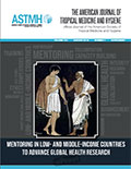 Cover of AJTMH supplement