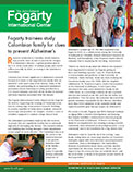 Fact sheet on Fogarty trainees studying a Colombian family for clues to prevent Alzheimer's