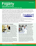 Fact sheet on Fulbright-Fogarty Fellows