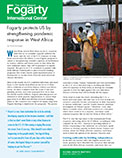 Fact sheet on strengthening pandemic response in West Africa