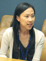 Photo: Headshot of Dr. Thuy Le