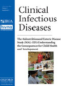 Cover of Clinical Infectious Diseases November 2014 Supplement