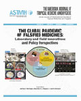 Cover of supplement to AJTMH