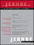 Cover: December 2013 Journal of Empirical Research on Human Research Ethics