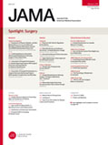 Cover of JAMA