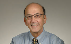 Headshot of Fogarty Director Dr. Roger I. Glass.