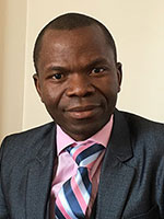 Headshot of Dr. Lloyd Mulenga.